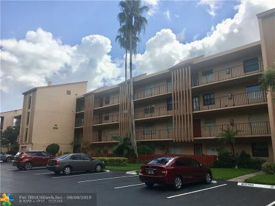Margate Condo/Townhouse Backup Contract-Call LA: 260 NW 76th Ave #307