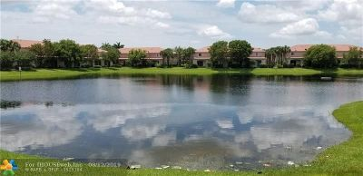 Broward County Condo/Townhouse For Sale: 8256 SW 25th Ct #108