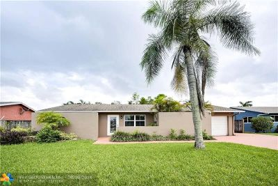 Fort Lauderdale Single Family Home For Sale: 2140 NW 67th Ct