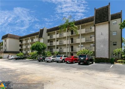 Lauderhill Condo/Townhouse For Sale: 6080 NW 44th St #312