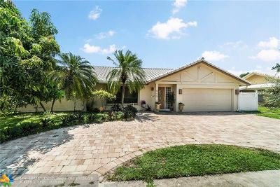 Boca Raton Single Family Home For Sale: 440 NW 69th St