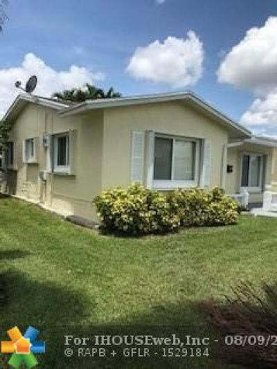 Tamarac Single Family Home For Sale: 6011 NW 67th Ave