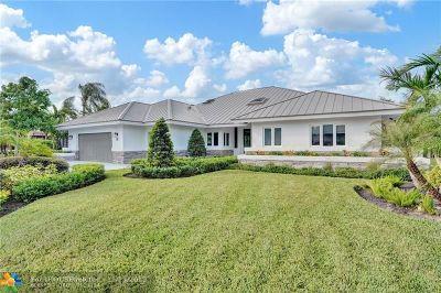 Boca Raton Single Family Home For Sale: 7932 Shelby Circle