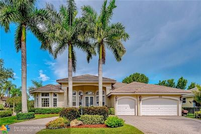 Coral Springs Single Family Home For Sale: 6165 NW 123rd Ln