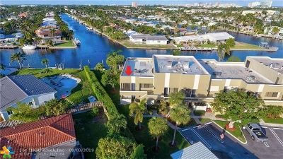 Pompano Beach Condo/Townhouse For Sale: 1100 5th Ct #100