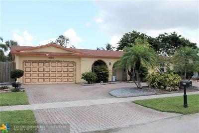 Coconut Creek Single Family Home Backup Contract-Call LA: 4151 NW 9th St