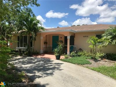 Deerfield Beach Single Family Home Backup Contract-Call LA: 1317 SE 5th Pl