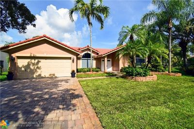 Coral Springs Single Family Home For Sale: 280 NW 123rd Lane