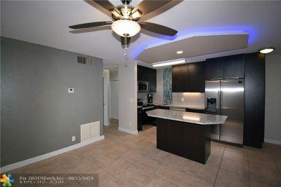 Wilton Manors Rental For Rent: 2607 NE 8th Ave #16
