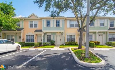 Weston Condo/Townhouse Backup Contract-Call LA: 16641 Hemingway Dr
