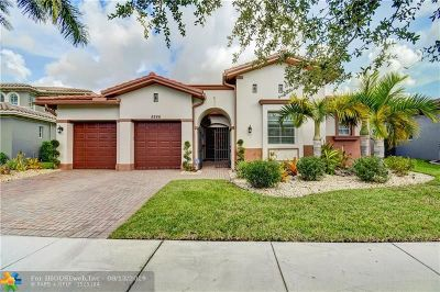 Parkland Single Family Home For Sale: 8266 NW 124th Ter