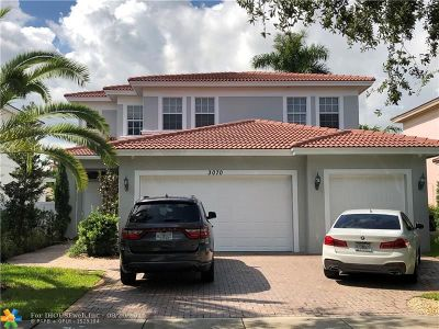 Fort Lauderdale Single Family Home For Sale: 3070 SW 44th St