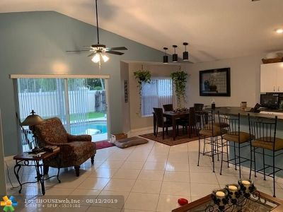 Cooper City Single Family Home For Sale: 9756 SW 59