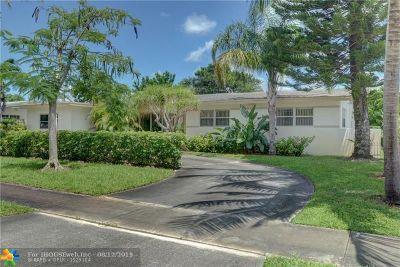 Boca Raton Single Family Home For Sale: 1225 NW 7th St