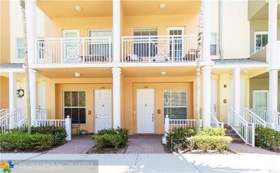 Fort Lauderdale Condo/Townhouse For Sale: 242 SW 14th Ave #242