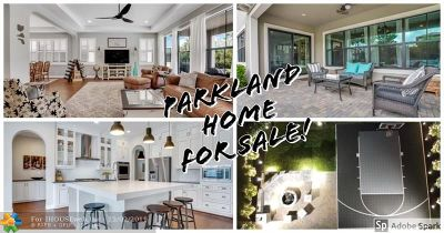 Parkland Single Family Home For Sale: 9320 Carrington Ave