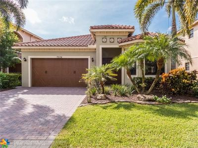 Parkland Single Family Home For Sale: 7524 NW 113th Ave