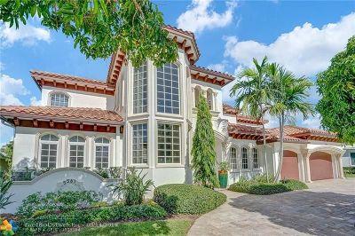 Fort Lauderdale Single Family Home For Sale: 5561 NE 33rd Av
