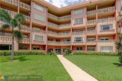 Fort Lauderdale Condo/Townhouse For Sale: 1000 River Reach Dr #506
