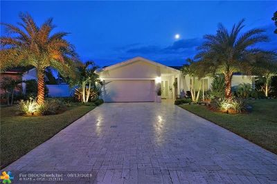 Fort Lauderdale Single Family Home Backup Contract-Call LA: 6710 NW 27th Ter