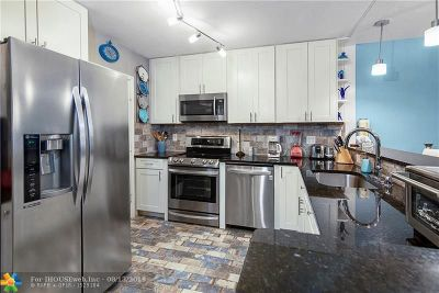 Lauderhill Condo/Townhouse For Sale: 2271 NW 47th Ter #200