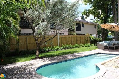 Fort Lauderdale Condo/Townhouse For Sale: 822 SW 10th St