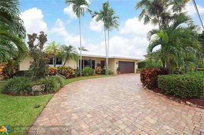 Pompano Beach Single Family Home For Sale: 2530 SE 10th Ct