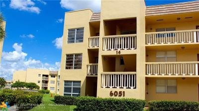 Tamarac Condo/Townhouse For Sale: 6051 NW 61st Ave #304