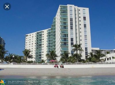 Hollywood Condo/Townhouse For Sale: 3801 S Ocean Dr #3K