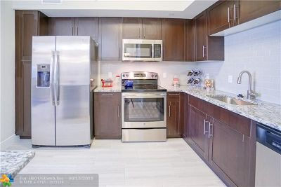 Wilton Manors Rental For Rent: 1220 NE 24th Street #1104