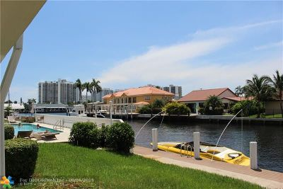 Fort Lauderdale Condo/Townhouse For Sale: 2866 NE 30th St #8