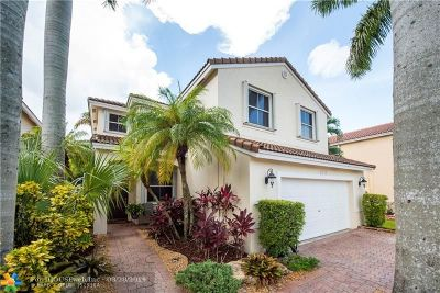 Coral Springs Single Family Home For Sale: 5612 NW 122 Terrace