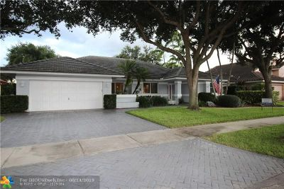 Davie Single Family Home Backup Contract-Call LA: 2300 SW 98th Ter