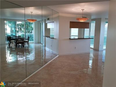 Fort Lauderdale Condo/Townhouse For Sale: 347 N New River Dr #609