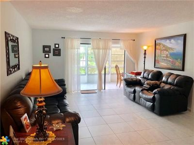 Lauderdale Lakes Condo/Townhouse For Sale: 4000 NW 44th Ave #404