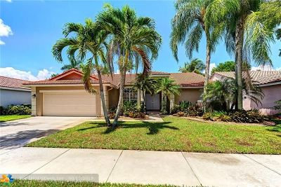 Weston Single Family Home For Sale: 1983 S Water Ridge Dr