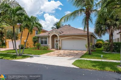 Miramar Single Family Home For Sale: 2331 SW 135th Ave