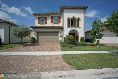 Pembroke Pines Single Family Home For Sale: 1294 SW 113th Way