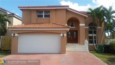 Miami Single Family Home For Sale: 12948 NW 10th St