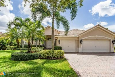 Parkland Single Family Home For Sale: 6748 NW 110th Way