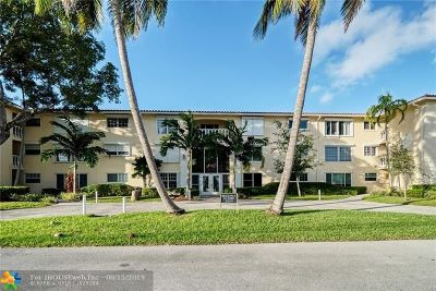 Fort Lauderdale Condo/Townhouse For Sale: 2829 NE 30th St #308