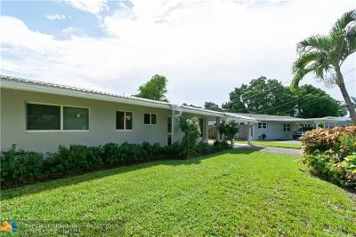 Wilton Manors Rental For Rent: 412 NW 20th St