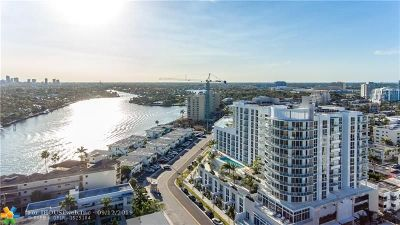 Fort Lauderdale Condo/Townhouse For Sale: 401 N Birch Road #414