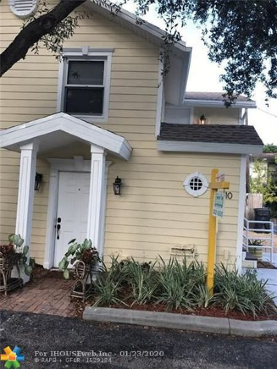Fort Lauderdale Multi Family Home For Sale: 10 NE 11th Ave