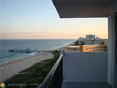Rental For Rent: 405 N Ocean Blvd #1902