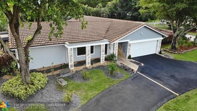Coral Springs Single Family Home For Sale: 2651 NW 116th Ter