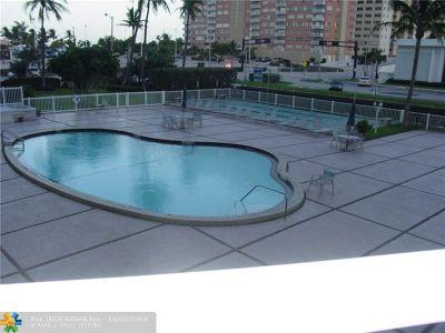 Pompano Beach Condo/Townhouse For Sale: 201 N Ocean Blvd #206