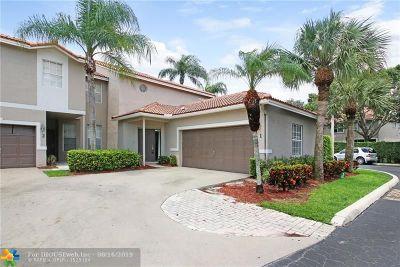 Boca Raton Condo/Townhouse For Sale: 20931 Via Jasmine #1