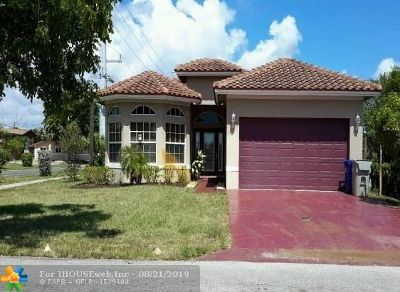 Pompano Beach Single Family Home For Sale: 2091 NW 4th St