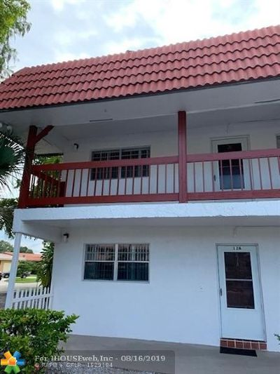 Coral Springs Rental For Rent: 3250 NW 85th Ave #26